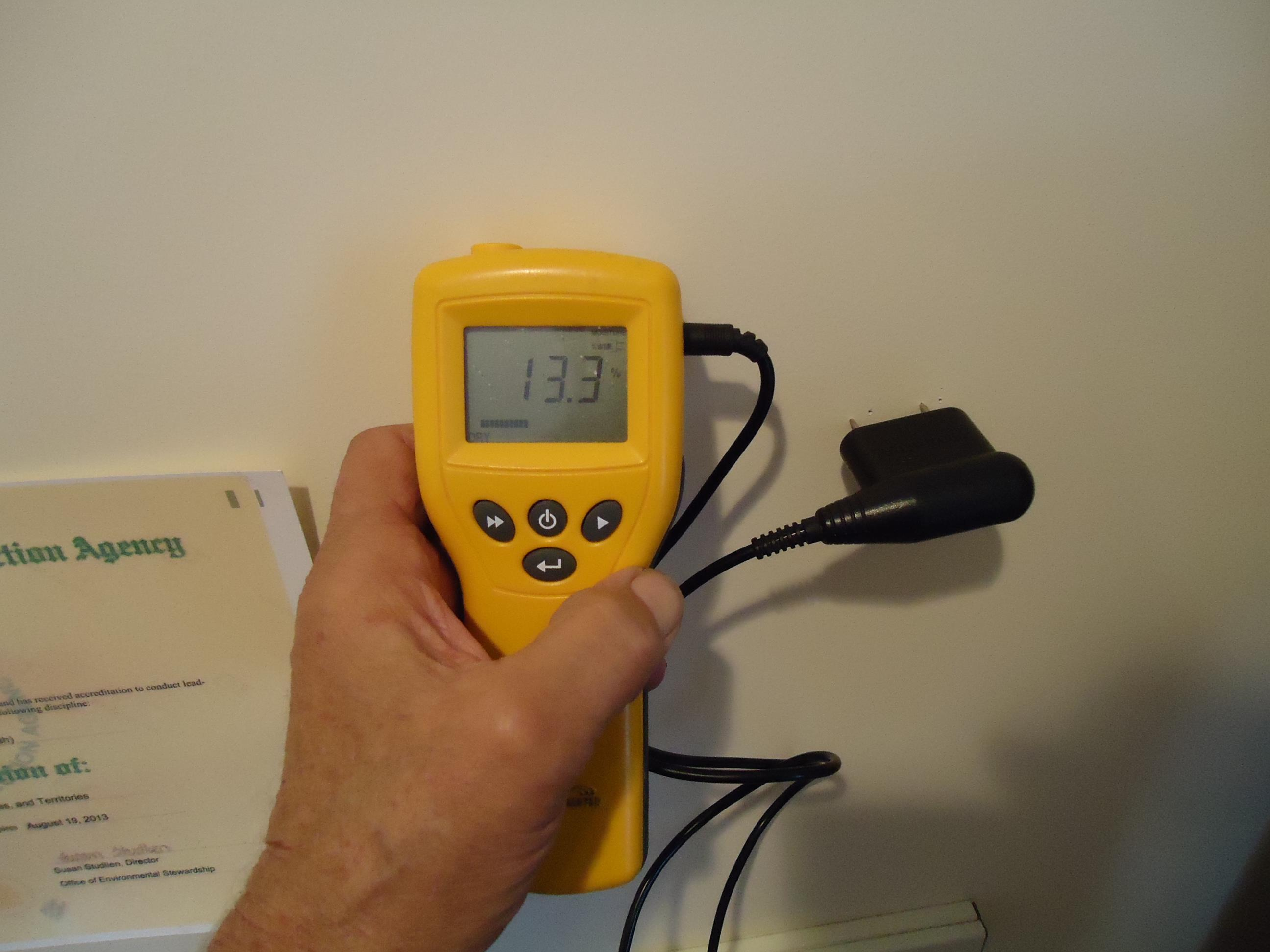 Mold Inspections And Indoor Air Quality Testing